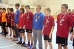 Országos Döntőben az U15-ös KESI fiú kézi csapat