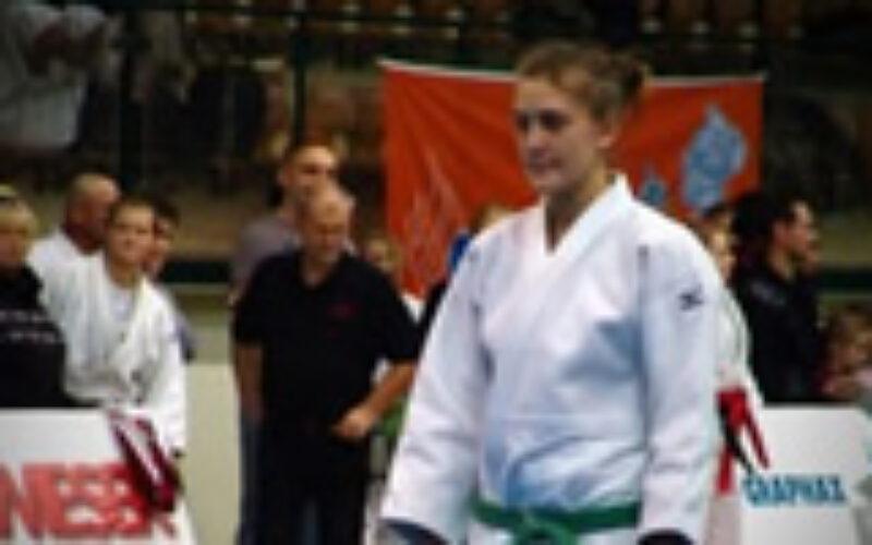 Polyák Krisztina hetedik helyen végzett a kijevi világbajnokságon