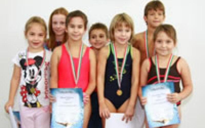 Első helyen végzett a Bácsvíz-Kvsc-KESI csapata