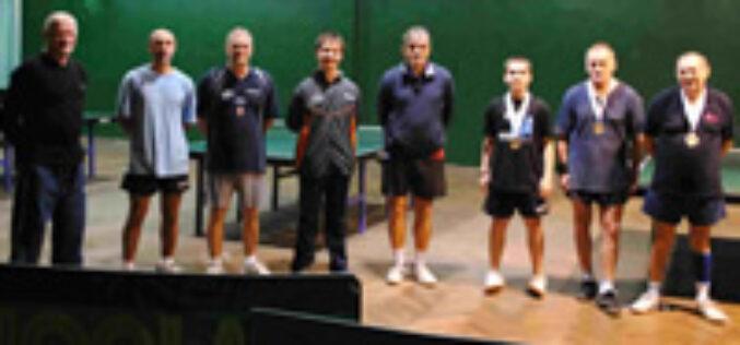 II. osztályban versenyző játékosok 10. bajnoksága