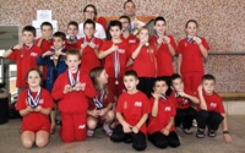 Bács-Kiskun megyei úszóbajnokság