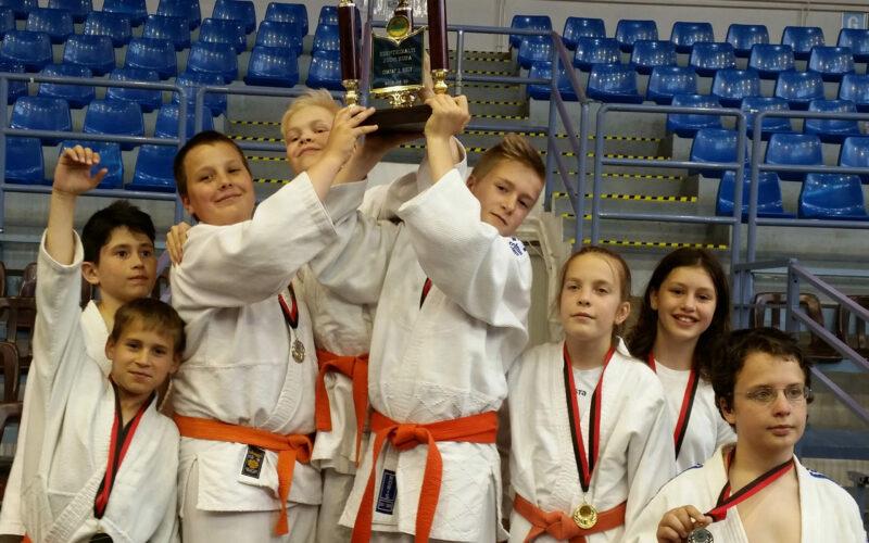 Hazai siker az országos Szentkirályi Judo Kupán