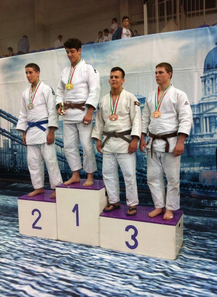 Budapest Kupa - nemzetközi judo verseny