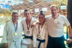 Paksi sikerek a KJC-KESI judosainál