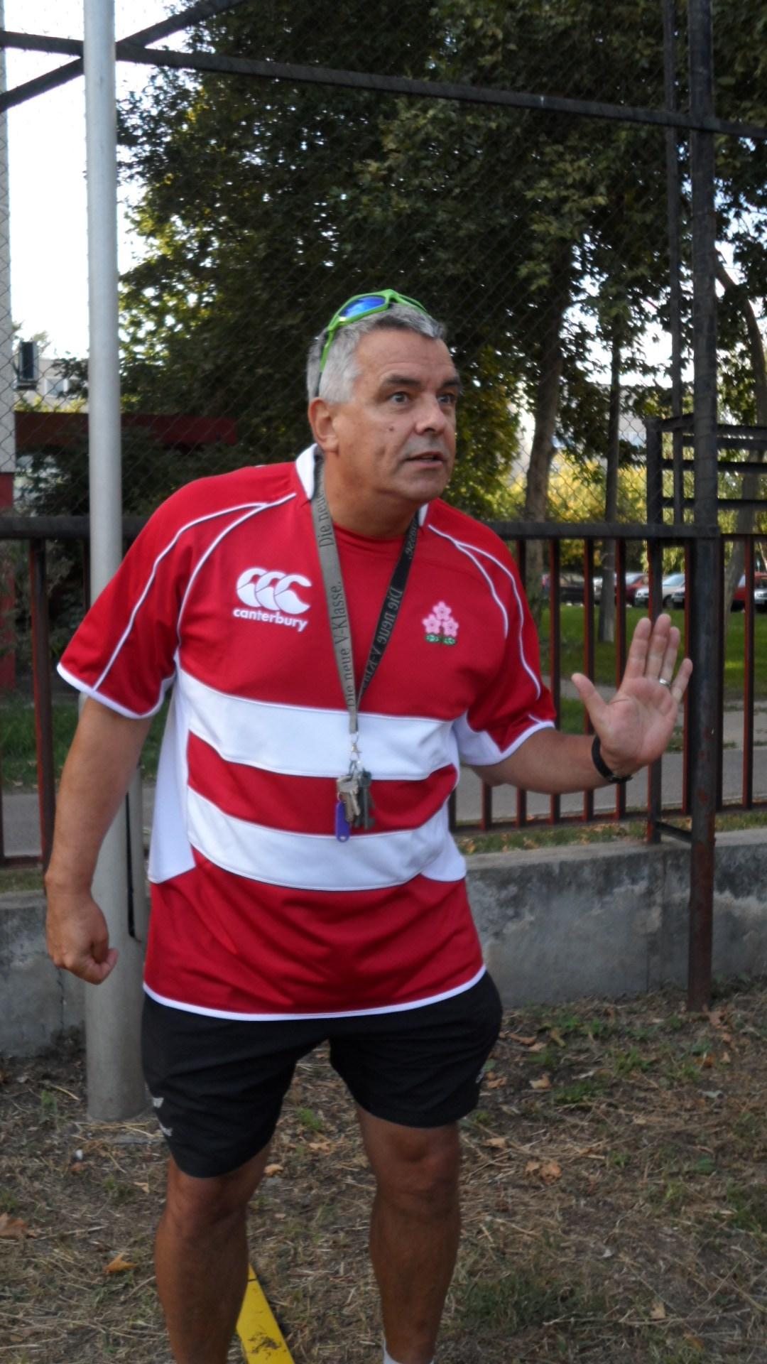 Adamik Zoltán szakosztályvezető