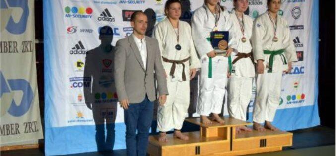 Balog Veronika ezüstérmes az országos bajnokságon