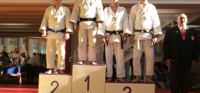 Két bajnoki cím a hétből a jodósoknál