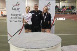 Újabb magyar bajnoki cím a hétvégi atlétikabajnokságon