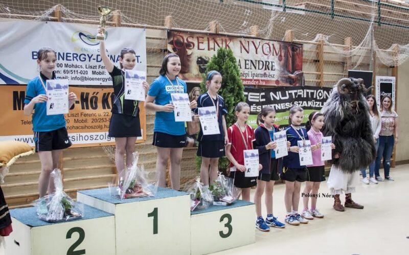Polónyi Nóra ötödik az országos bajnokságon