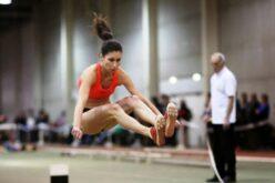 Lesti Diána atléta a felnőtt nemzeti válogatott tagja lett