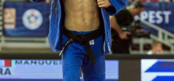 Szabó Csaba a Judo vb-csapatban