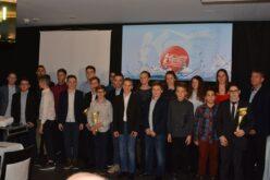 A Sportiskola vízilabda szakosztályának támogatóit köszöntötték