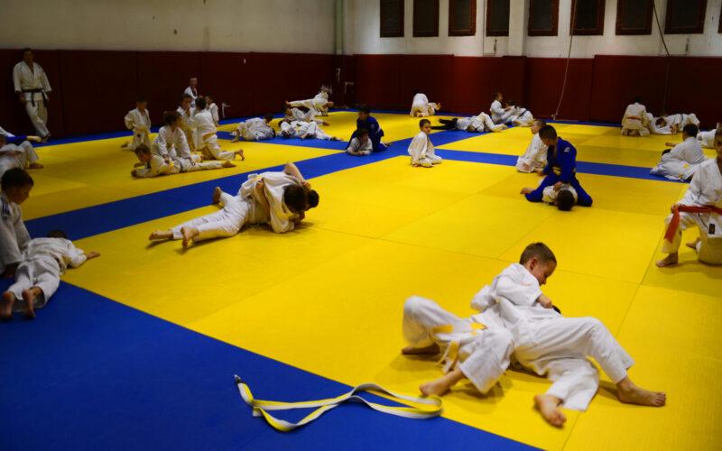 Judo szakosztály