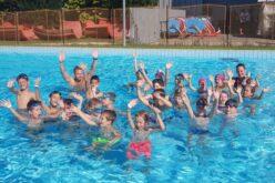 Tanfolyami úszásoktatás