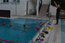 Úszótábor
