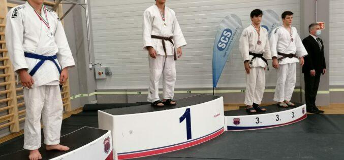 Major Ádám bronzérmet szerzett a judo országos bajnokságon