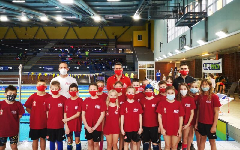 Jól szerepeltek a KESI úszói a a V. BVSC Őszi Kupán