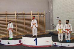 Nagy Nimród nyerte a Judo Diák C Országos Bajnokságot