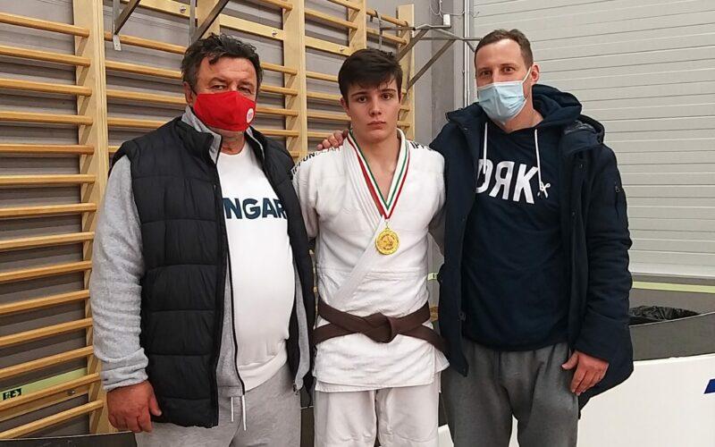 Major Ádám győzött a Győrben rendezett ifjúsági versenyen