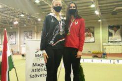 Jól szerepeltek a kecskeméti atléták az országos fedettpályás bajnokságon