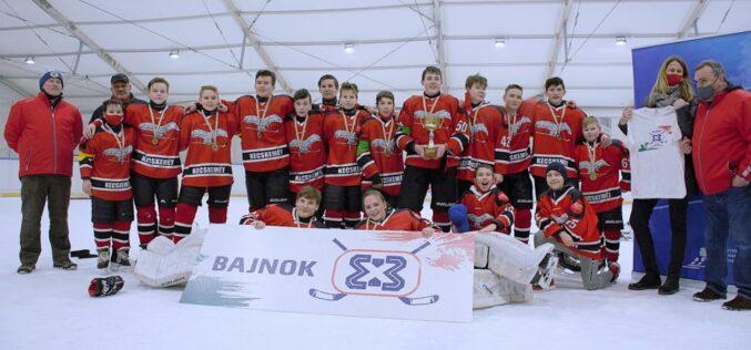 Magyar bajnok a KESI Sólymok U16-os csapata