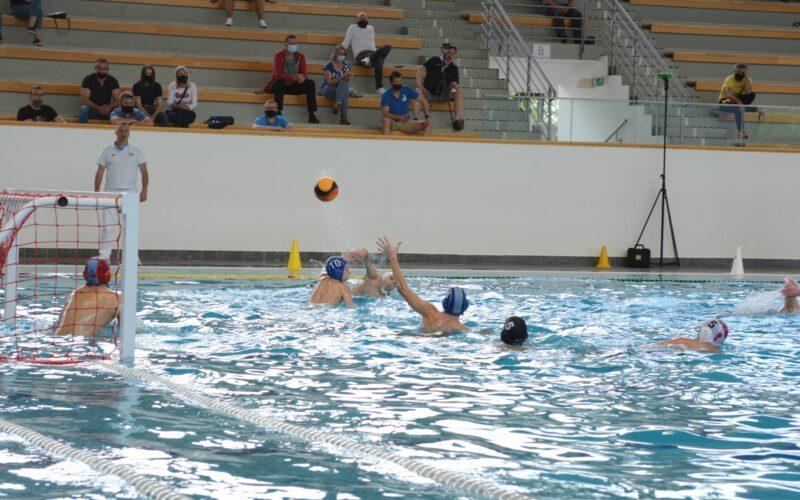 A Kecskeméti Sportiskola korosztályos vízilabda csapatai a felsőházba jutásért játszanak