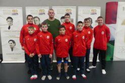 Válogató versenyen szerepeltek a Csepel- Kecskeméti Sportiskola Birkózó Szakosztályának a  serdülő versenyzői