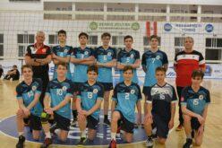 Az országos bajnoki címért játszik vasárnap a Kecskeméti Sportiskola U15-ös fiú röplabda csapata