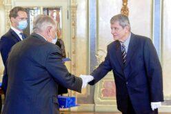 Ludvigh Zoltán átvette a Magyar Sport Napja alkalmából megítélt kitüntetést