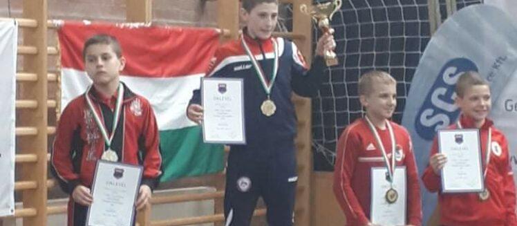 Két bronzérmet nyertek a Csepel- Kecskeméti Sportiskola birkózói