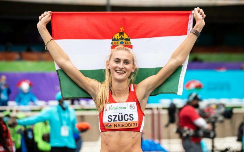 A Kecskeméti Sportiskolában nevelkedett Szűcs Szabina bronzérmet nyert hétpróbában az U20-as világbajnokságon