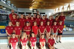 Tizenegy érmet nyertek a sportiskola úszói